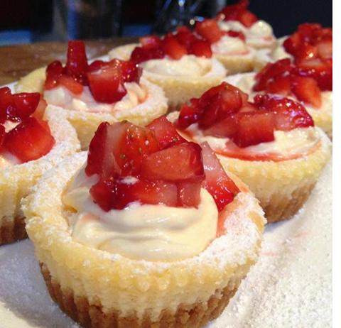 Storybook Kitchen | Teaching Life Skills Through Cooking: MINI CHEESE CAKES