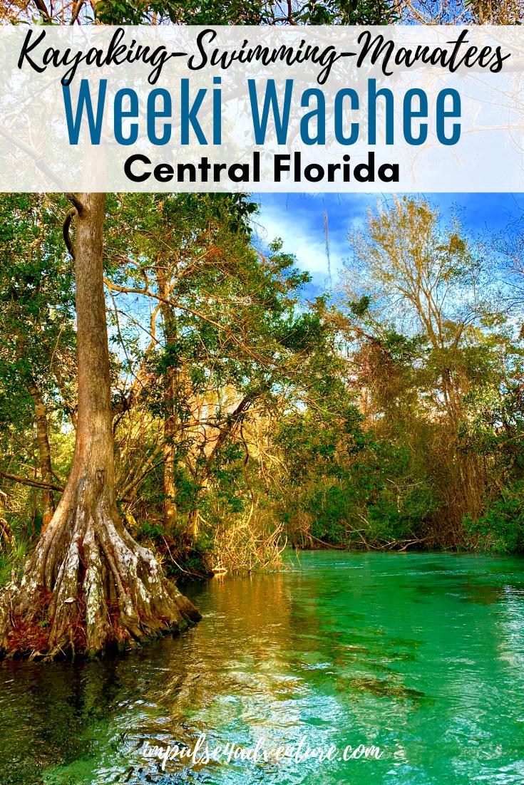 Kayaking At Weeki Wachee Springs Kayaking Florida Springs Best Places To Travel