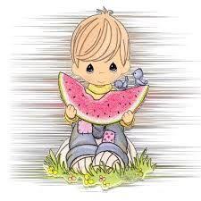Imagenes De Preciosos Momentos Buscar Con Google Precious Moments Coloring Pages Precious Moments Quotes Precious Moments Figurines