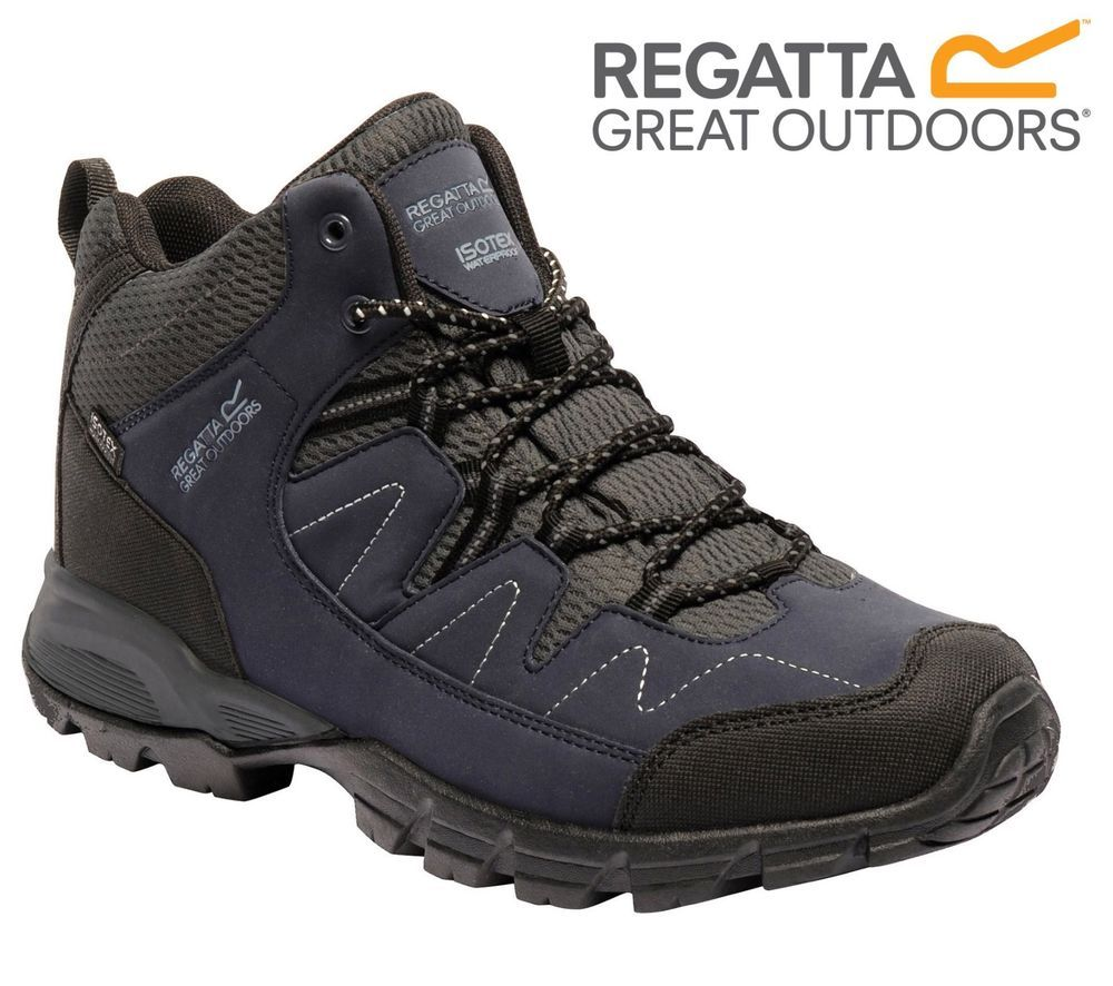 Grey 'Holcombe' mid walking boots clearance new discount 100% authentic free shipping online mOPFFl2dly