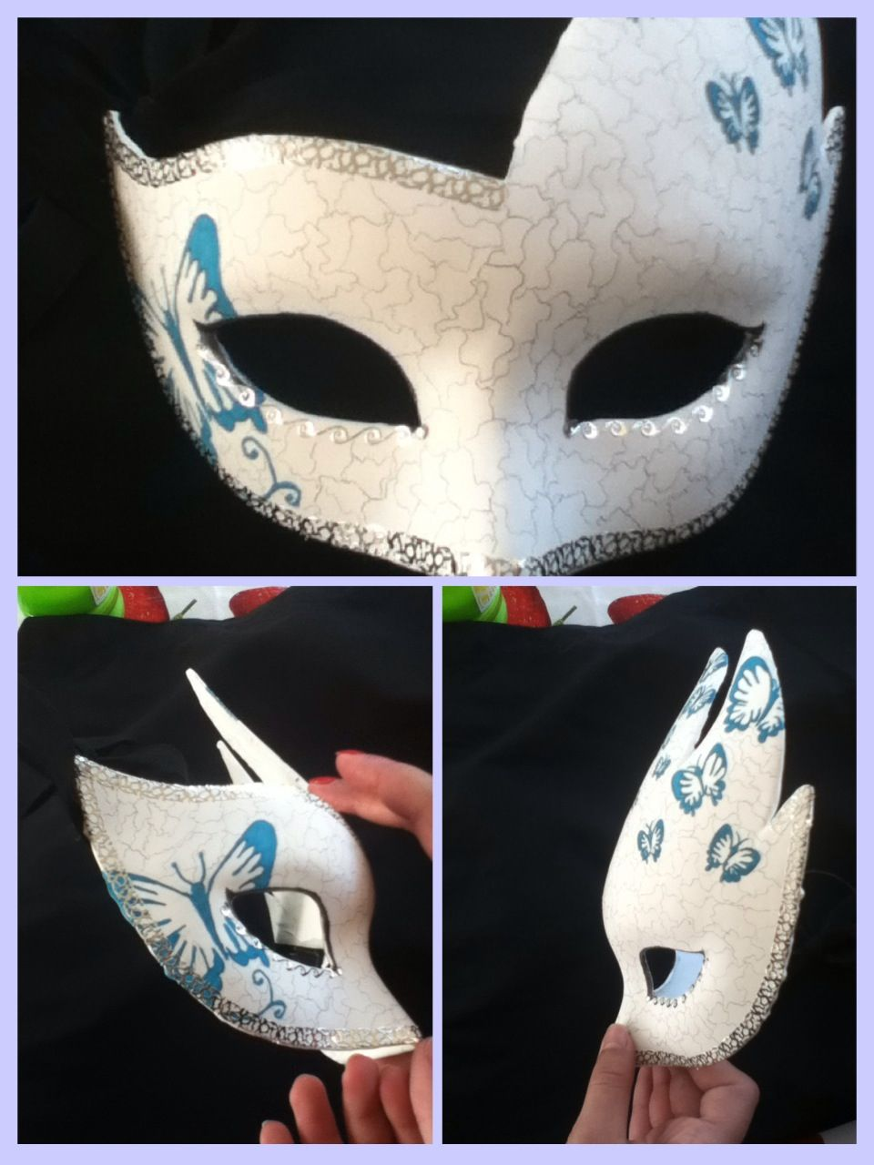 Pin By Brittany Guinovart On D I Y Drama Masks Venice Mask Diy Mask
