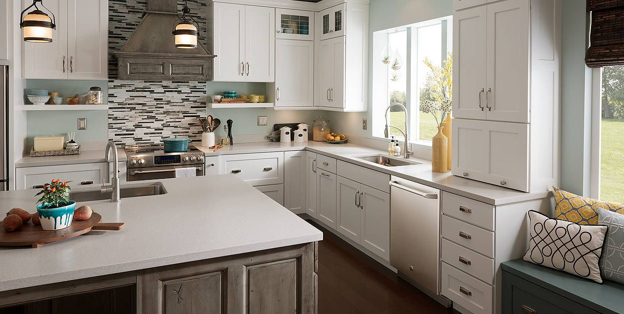 Klearvue Cabinetry Medallion At Menards Cabinets Kitchen And