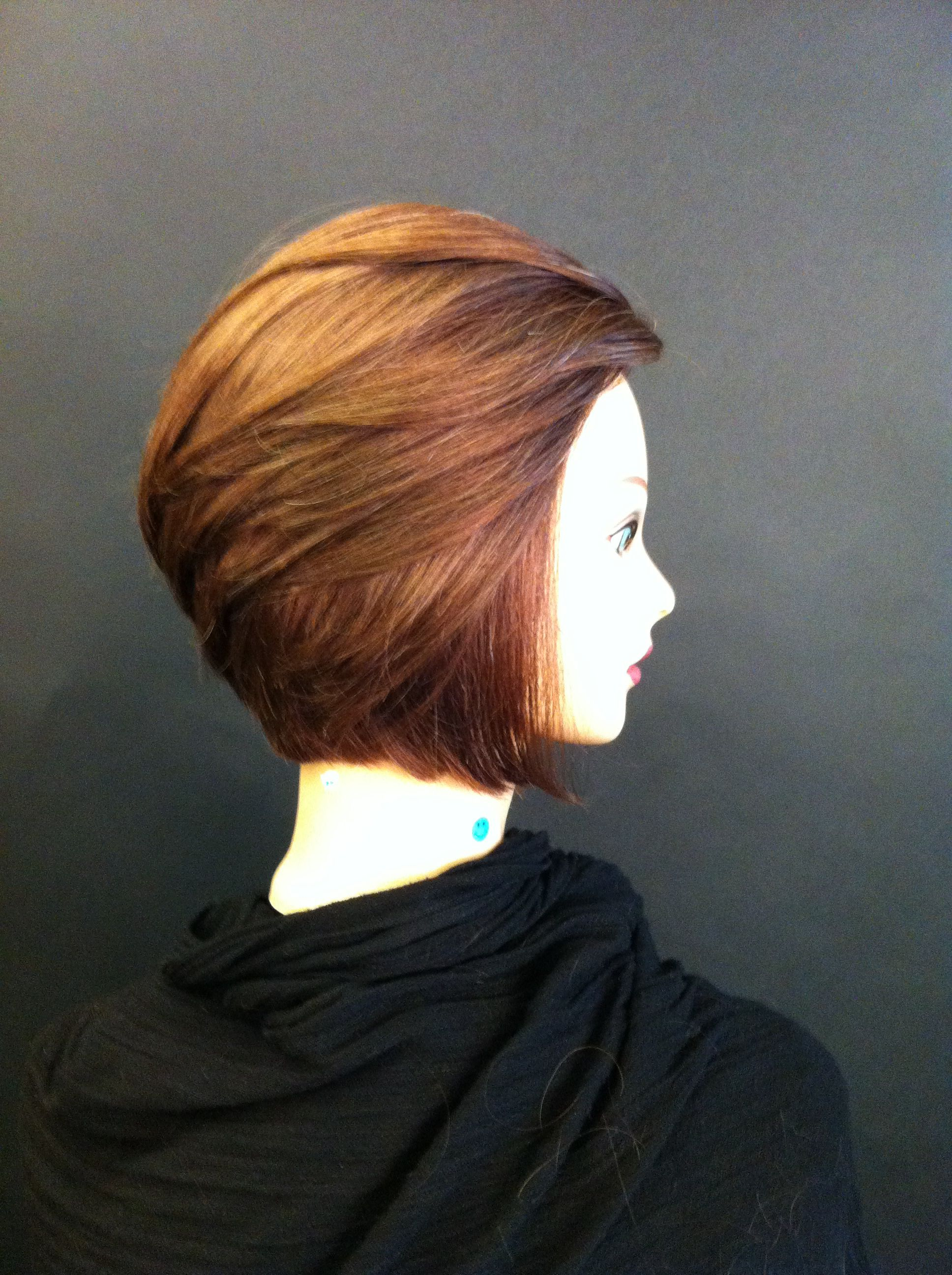 Paris bob kristen mccuefast track course pinterest bobs and