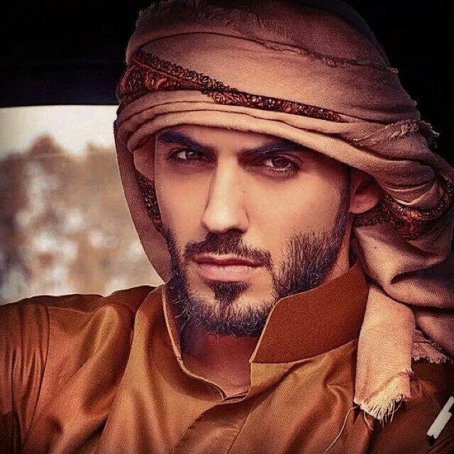 Best aussehender arabischer Mann
