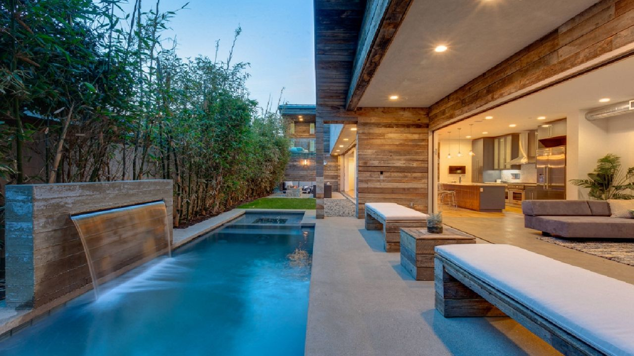 27 Beautiful House Pool Design Ideas YouTube  Architectuur