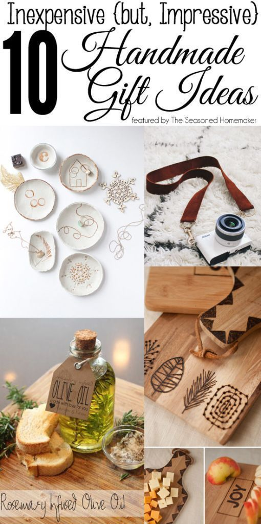 DIY Inexpensive Holiday Gift Ideas -   19 diy 100 inspiration ideas
