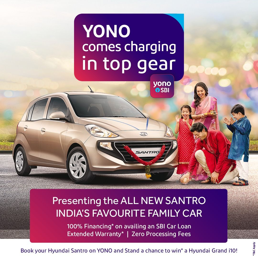 The complete family car is now available on YONOSBI! Book