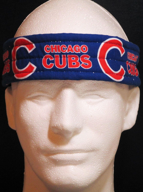 Chicago Cubs Headband