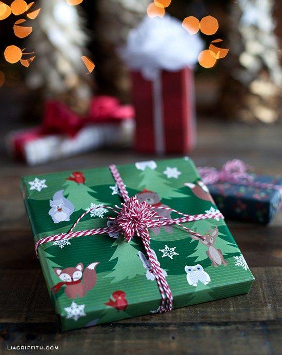 ¡El papel de regalo perfecto para los más pequeños de la casa!