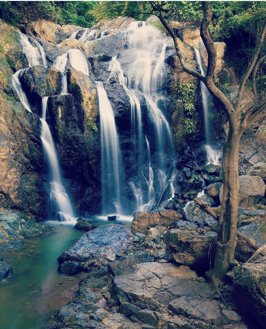 Tobago Island: Argyle Waterfall - Tobago