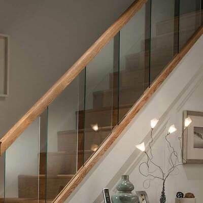 Best Details About Axxys Reflections Glass Panel For Stair Or 640 x 480