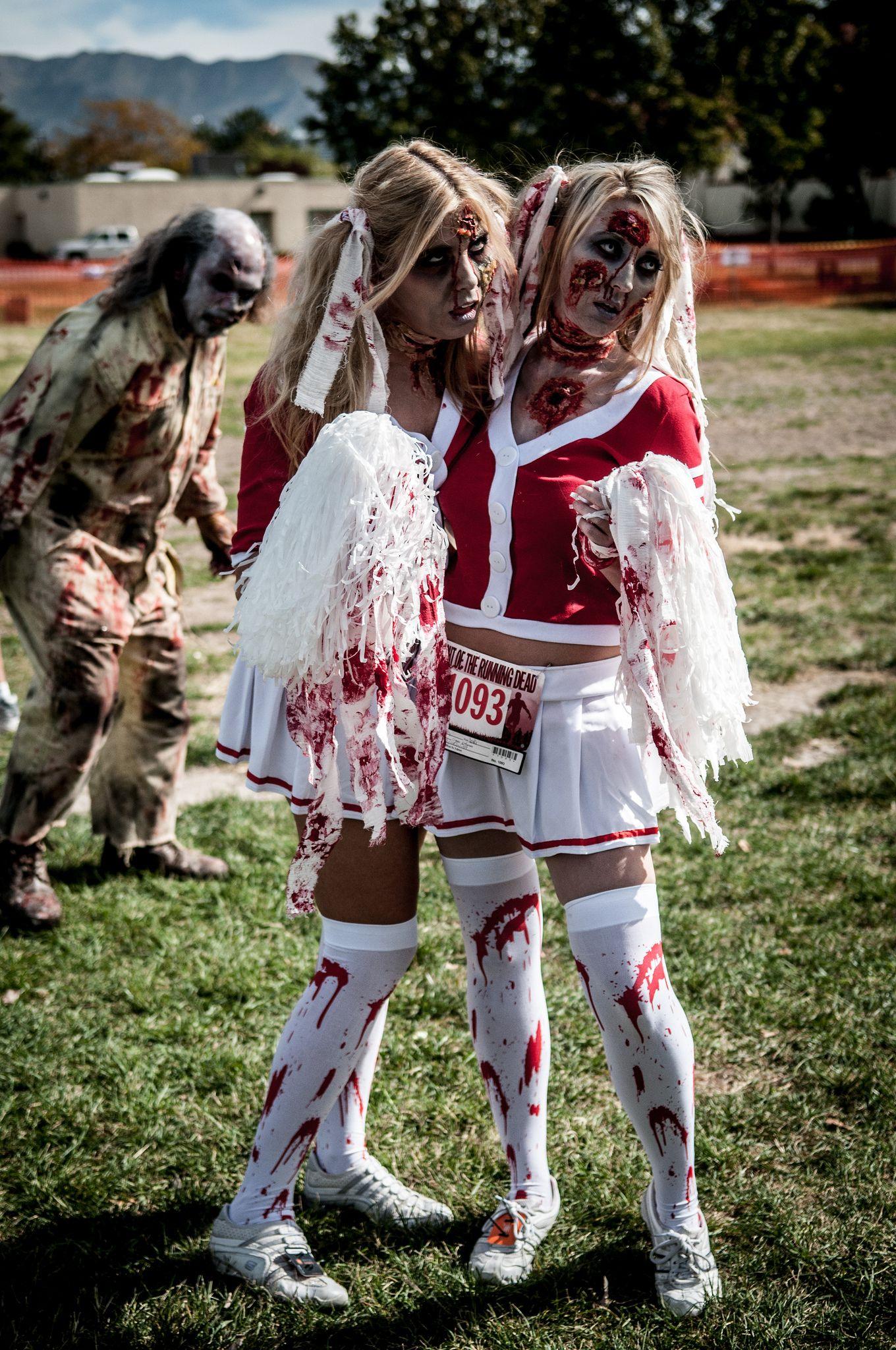 Cheerleader Halloween, Cheerleader