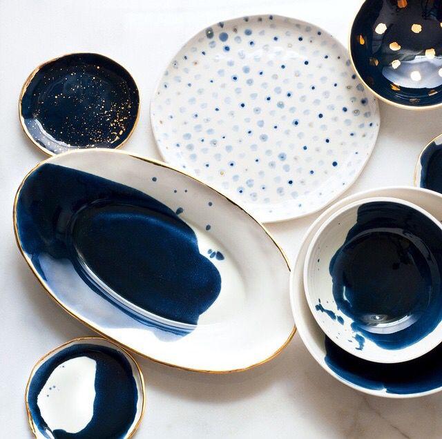 how to make ceramic plate