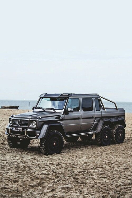 G63 6x6 Coches Todoterreno Mercedes G Wagon Camiones Toyota