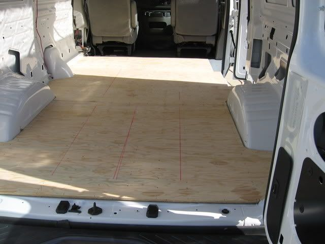 Homebuilt 2007 Ford E150 Van Rv With Sportsmobile Top Class B