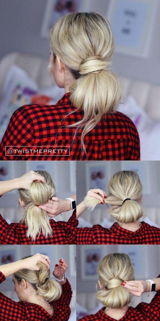 4 Frisuren für schmutziges Haar – Twist Me Pretty