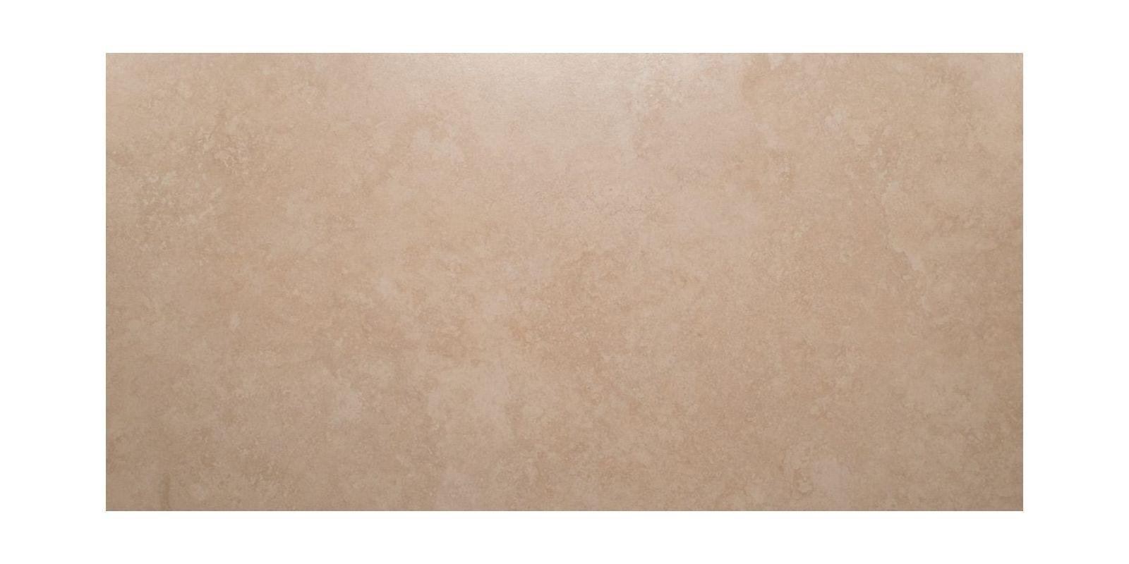 """Delacora DT-CREAMTRAVERTINE1224 Cream Travertine - 12"""" X 24"""" - Tile (16 SF/Carto Beige Tile Multi-Surface Tile"""