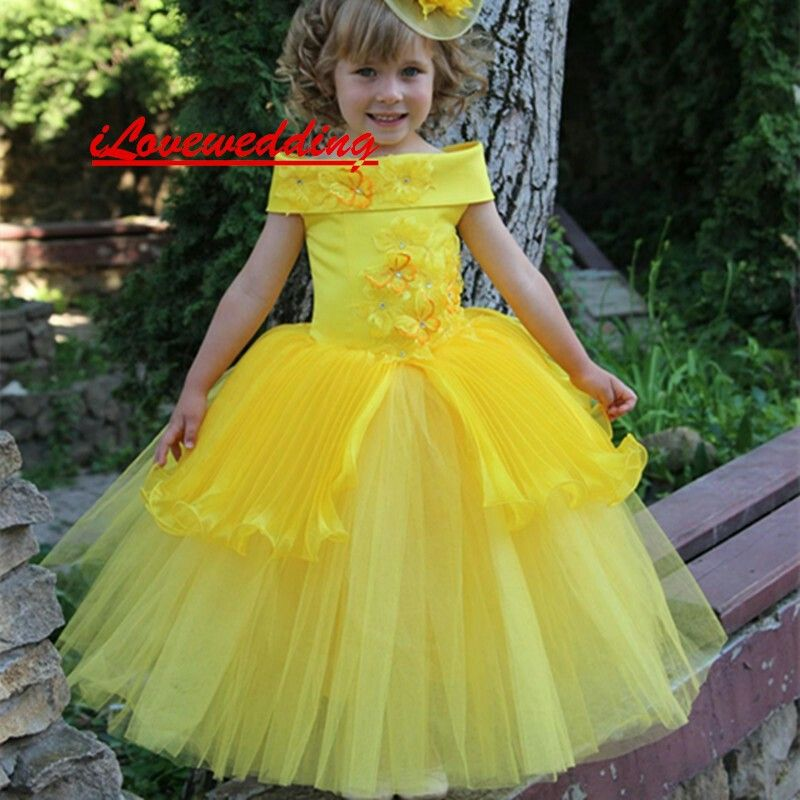 3ee8fee3a8811 Compare Prices on Barbie Yellow Dress- Online Shopping/Buy Low ...