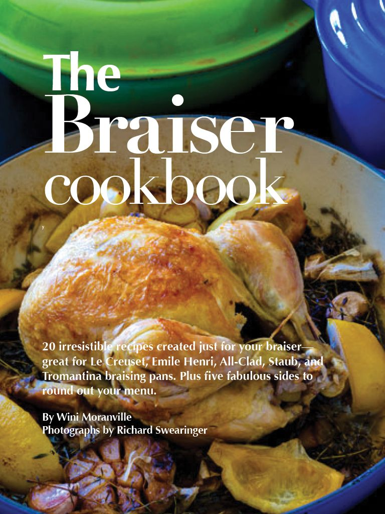 Did Santa Bring You A Braiser From Staub Or Le Creuset Here S What To Cook In It
