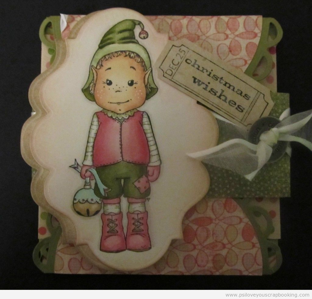Christmas Sister Swap.Secret Sister Swap Goodies Handmade Cards Scrapbook