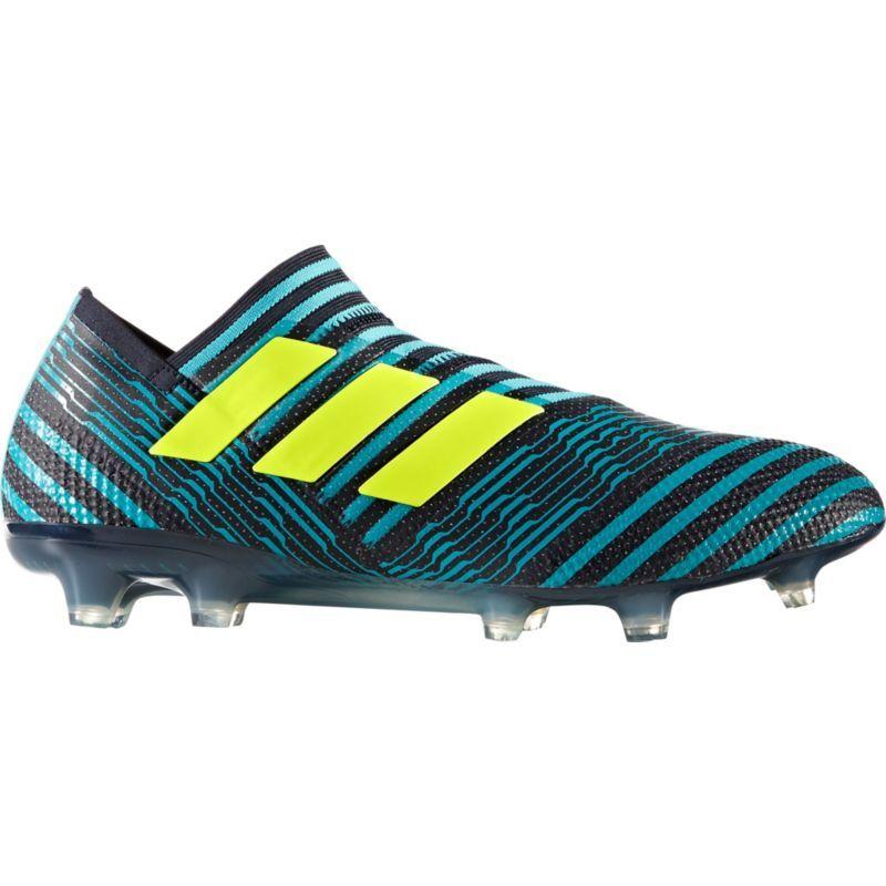 best website 85c92 c34f7 adidas Mens Nemeziz 17+ 360 Agility AG Soccer Cleats, Blue
