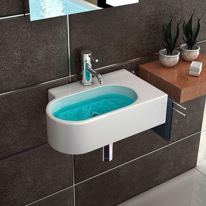 Gäste Wc Waschbecken weiss keramik handwaschbecken für gäste wc waschbecken waschtisch