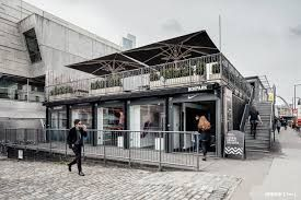 54 retail containers @BOXPARK