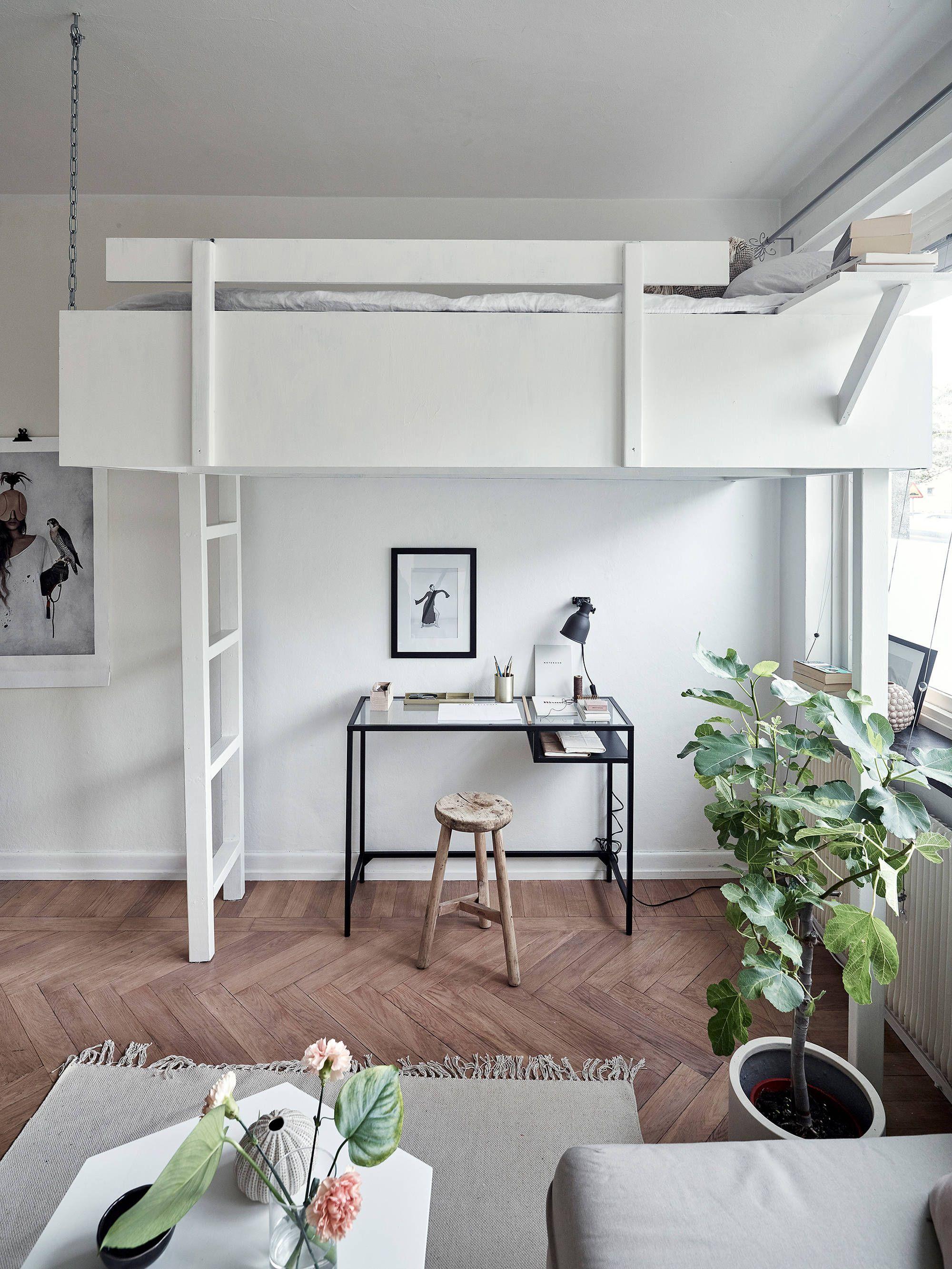 Pin Van Chiedi Op Mobel In 2020 Studentenkamer Kleine Slaapkamer Inrichting Kleine Kamers Inrichten