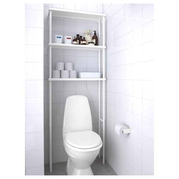 Dynan Rangement Ouvert Blanc 70x20x189 Cm En 2020 Rangement