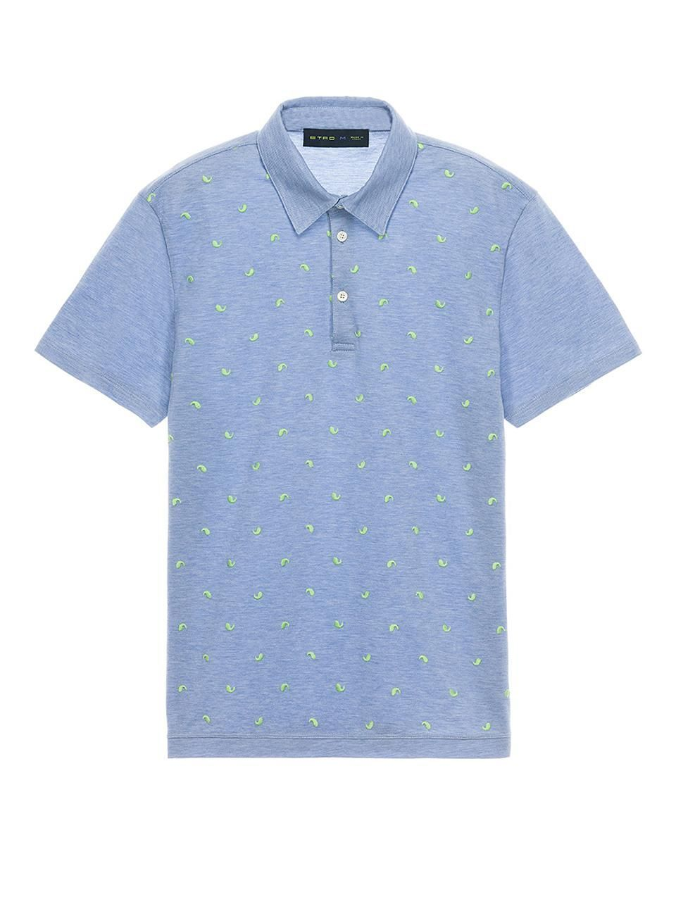 Shop Online Etro S New Season Men S Polo Shirts Men S Fashion