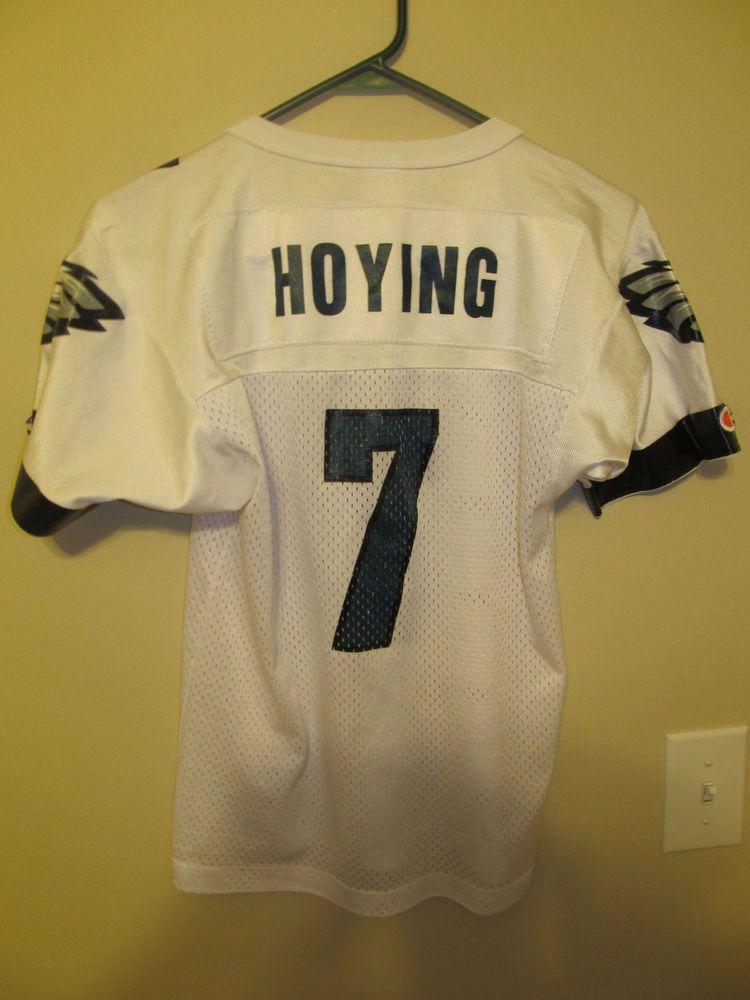 Bobby Hoying - Philadelphia Eagles jersey - Champion youth medium  Champion   PhiladelphiaEagles c55e83a27