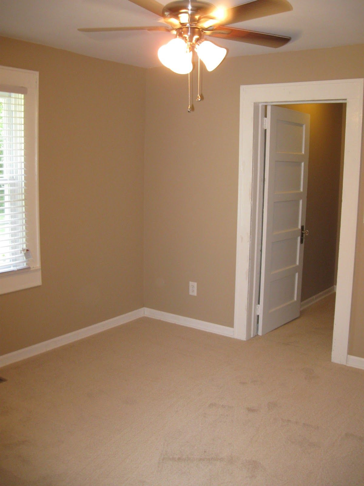 Image Result For Beige Walls White Trim