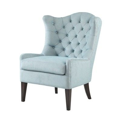 Silva Accent Chair Light Blue Products In 2018 Pinterest Chair