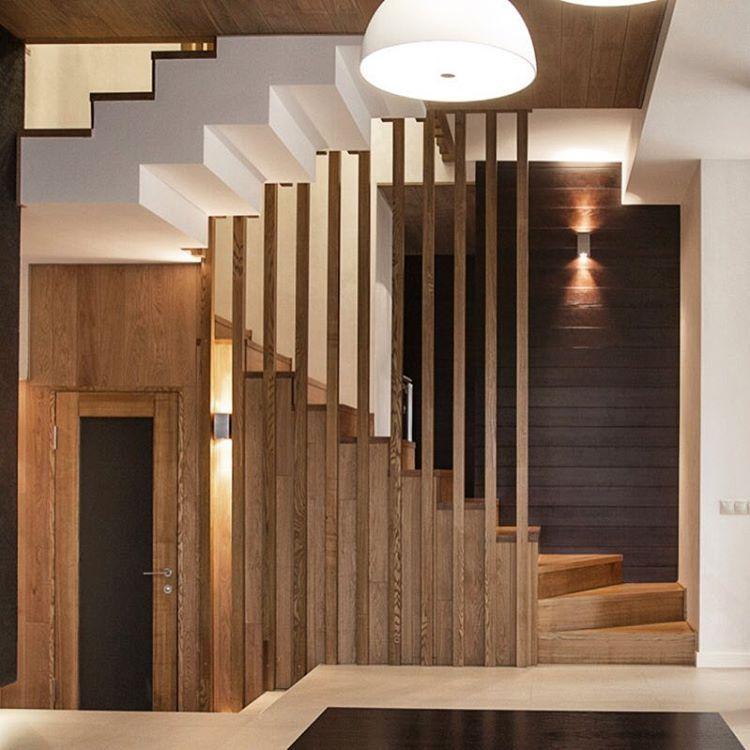 Escada por Nott Design Studio, na Rússia | via @inandoutdecor