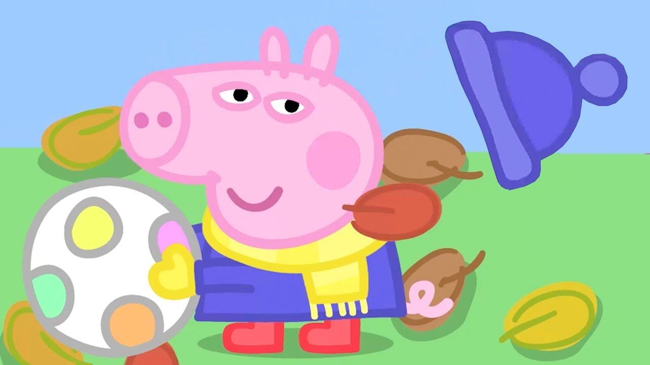 Peppa Pig Official Channel Peppa Pig S Winter Day Youtube In 2020 Peppa Pig Peppa Educational Apps For Toddlers