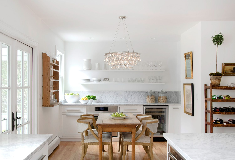 A Designer's Sunsoaked Massachusetts Home  Rue  Dwelling Unique Kitchen Design Massachusetts Design Inspiration