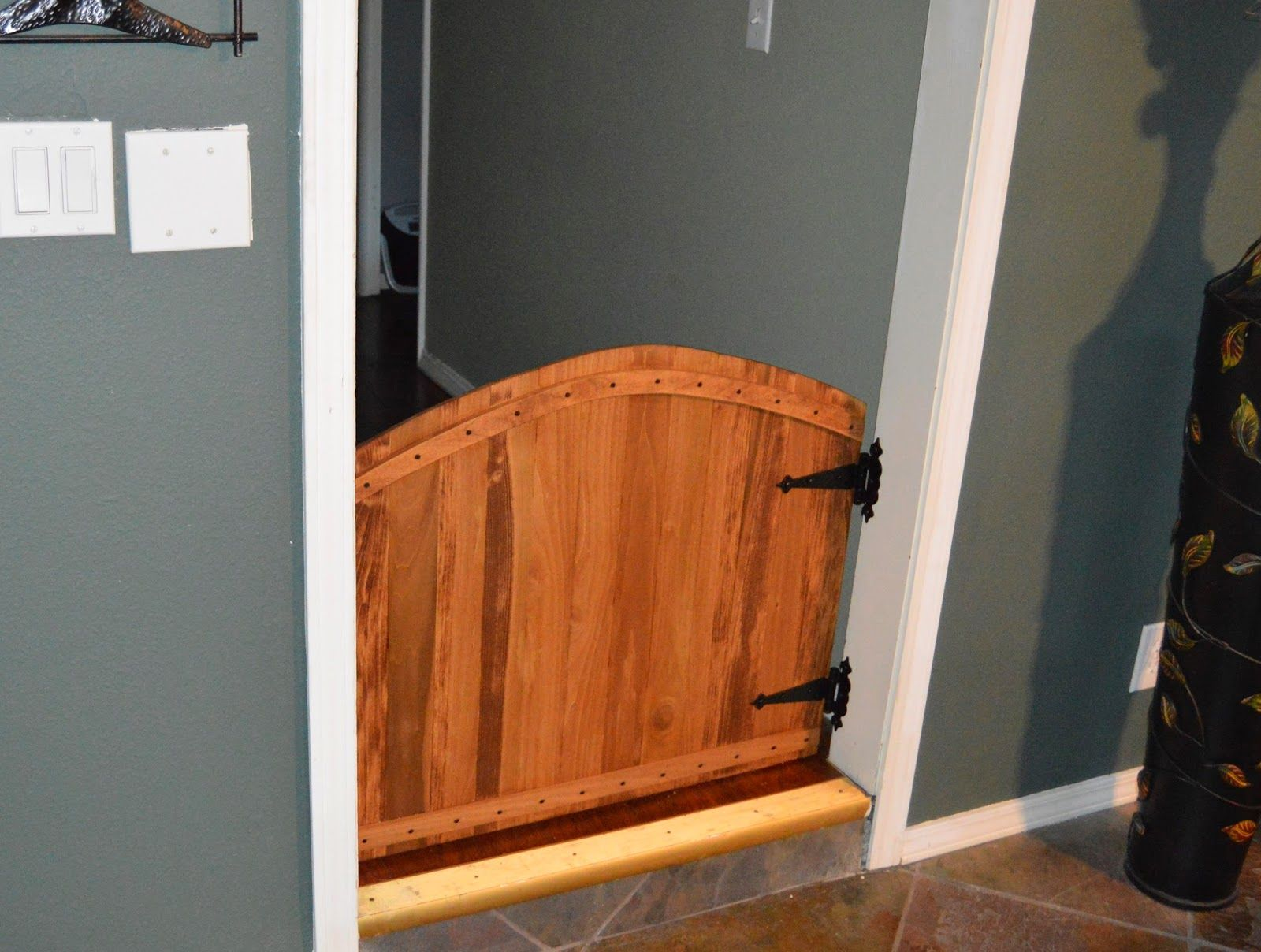 diy dog doors. DIY Doggy Door. Maybe In Basement To Keep My Pooches Out Of The Family Room Diy Dog Doors