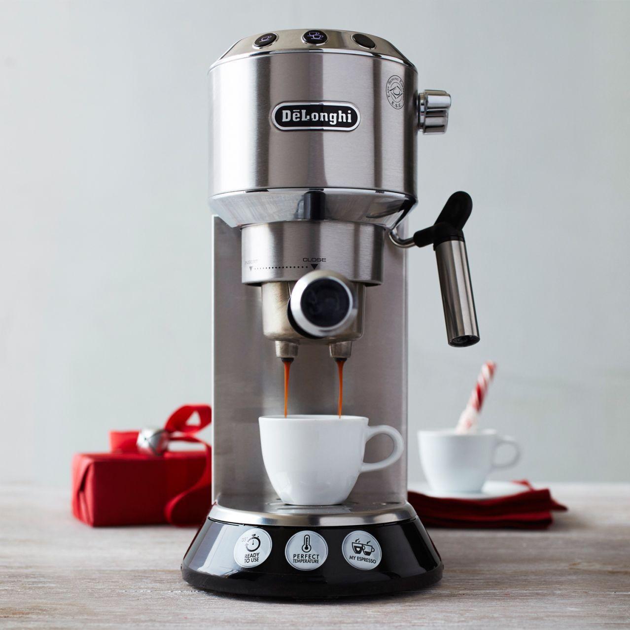 De'Longhi Dedica Pump Espresso Machine | Sur La Table