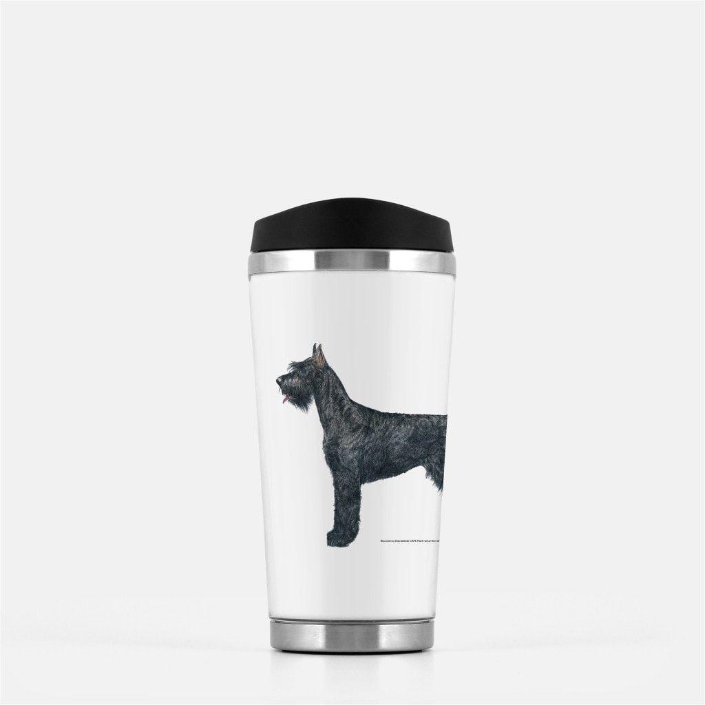Giant Schnauzer Travel Mug Manchester terrier, Terrier
