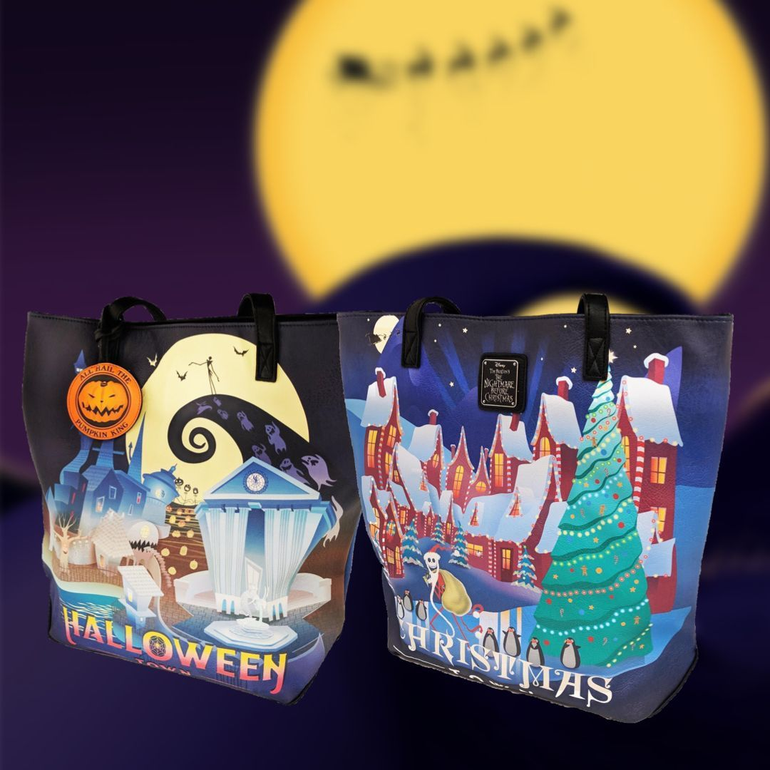 Loungefly Disney 25th Nightmare Before Christmas 2