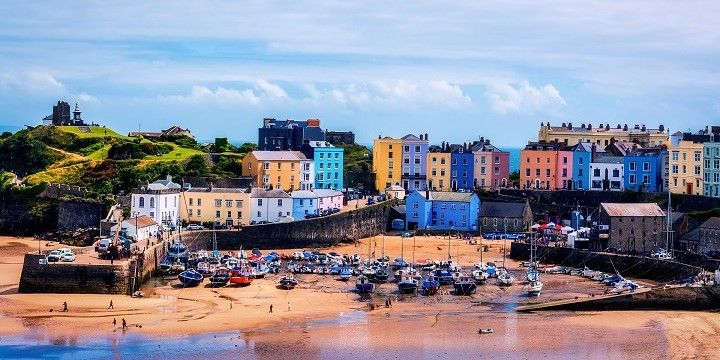 Pembrokeshire, Wales, Europe