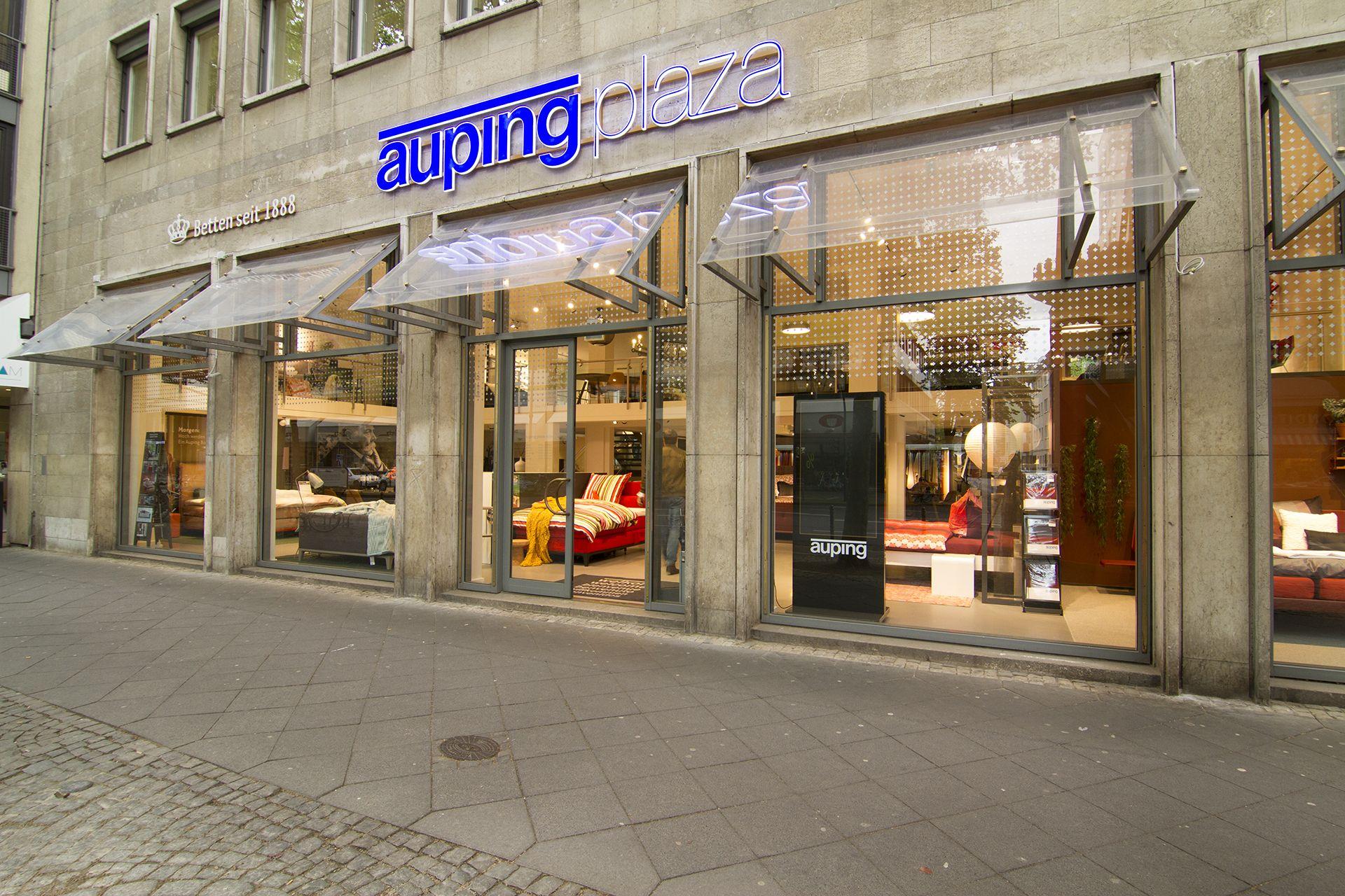 Mitten in Köln - der Auping Plaza Köln