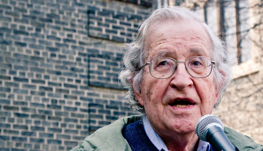 Noam Chomsky to President Obama: This could help 11 million immigrants