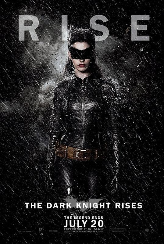 catwoman rises.