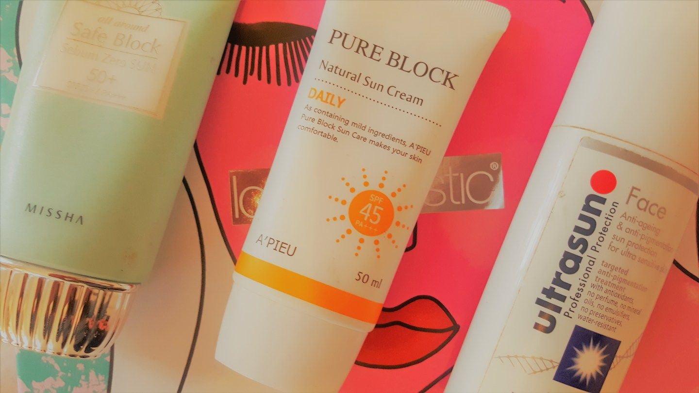 Best Sun Protection Cream For The Face Sun Protection Cream