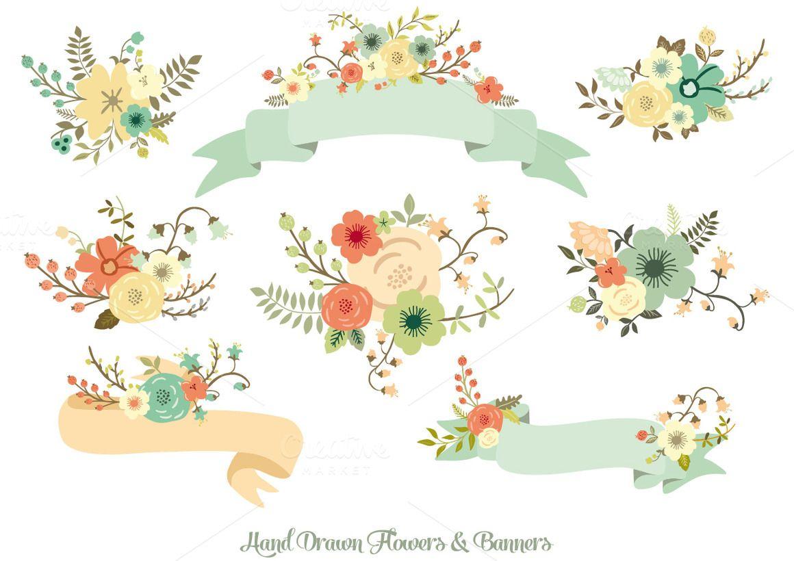 Flower Banner Icard Ibaldo Co