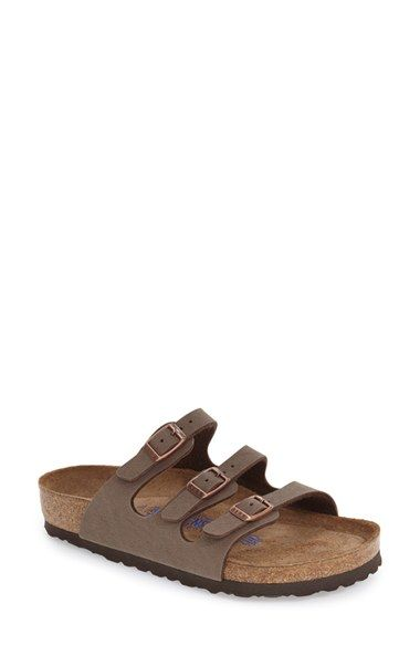 2426e31d3e Florida Birkibuc  Soft Footbed Sandal (Women) from Birkenstock ...