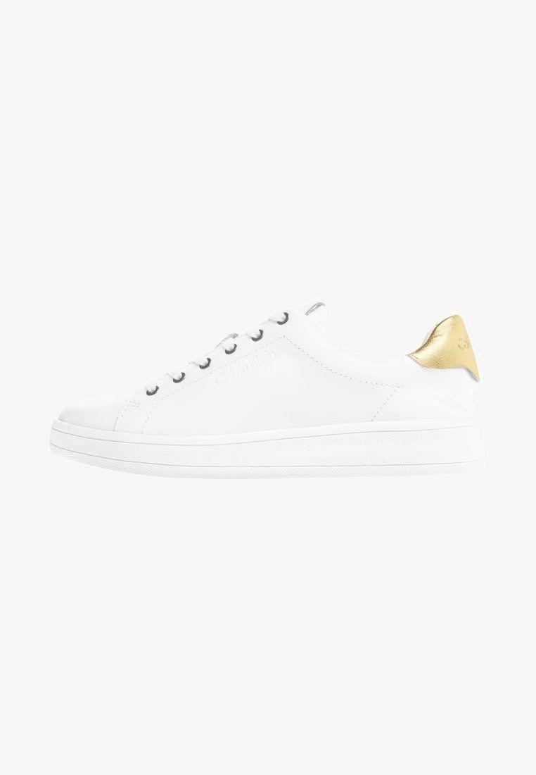 Calvin Klein SOLANGE - Trainers - white