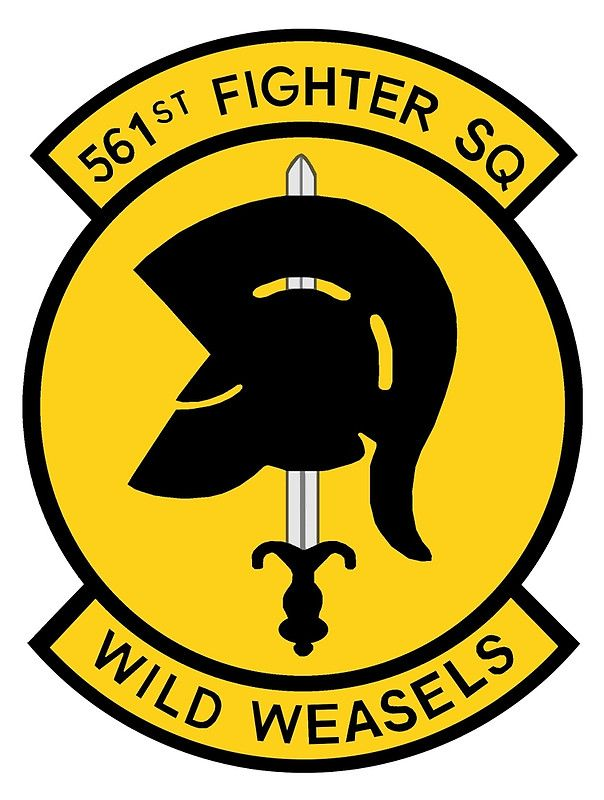 561st Fighter Squadron:  Wild Weasels