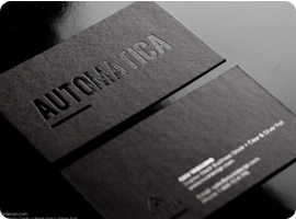 Rockdesign High End Business Cards Free Card Templates